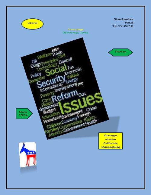 plataforma politica projecto