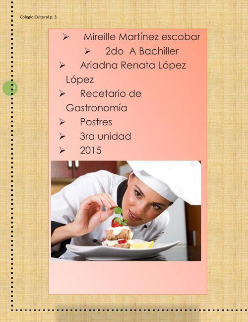 Gastronomia3raunidad.