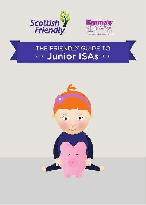 Emma's Diary - Friendly Guide to JISAs with £50 gift