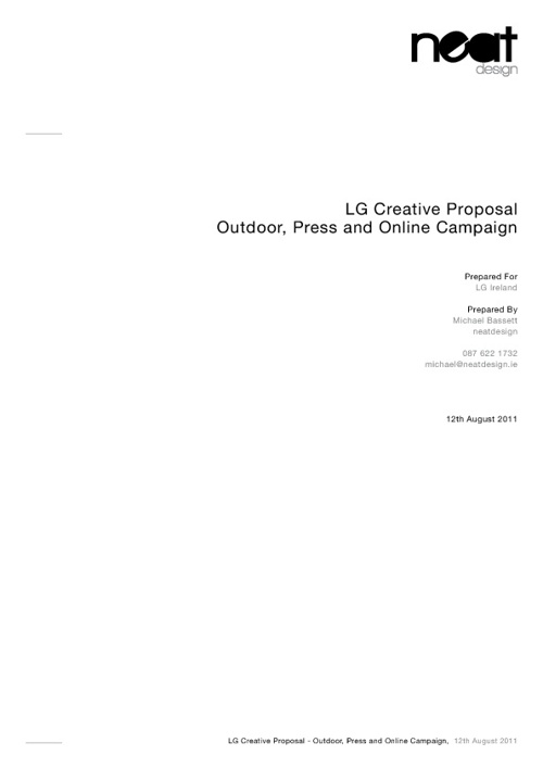 LG Proposal