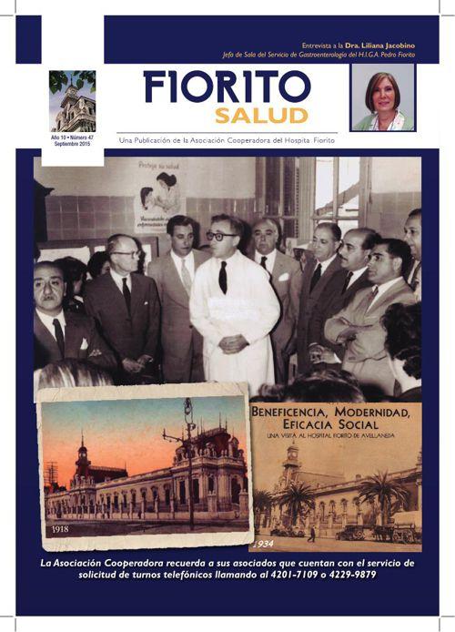 Revista Fiorito Salud Nº 47