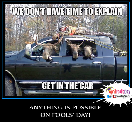 #April_Fools' Day is right in the corner!