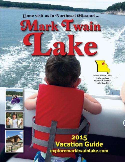 2015 Mark Twain Lake Vacation Guide