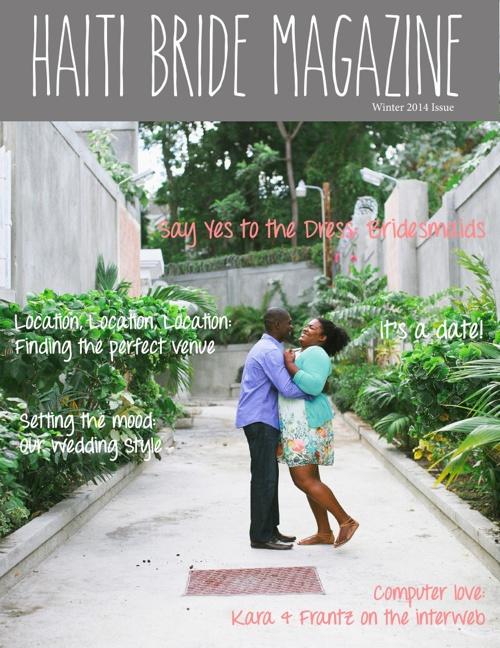 Bridal Party Newsletter #1