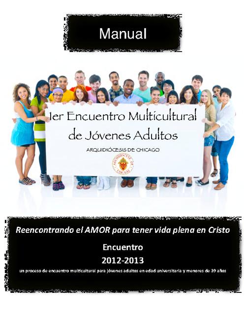 Encuentro Multicultural Manual Español