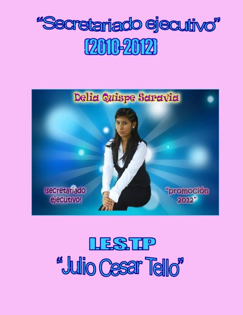 !My Book! Delia Quispe Saravia