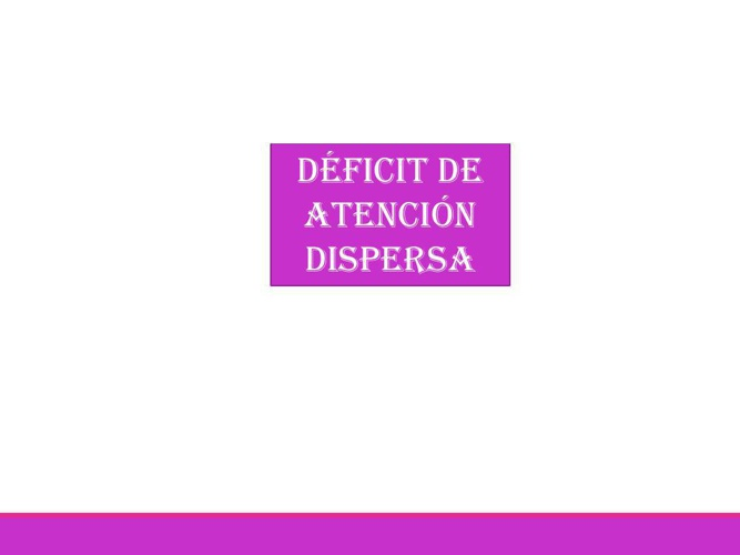 Copy of distracion dispersa