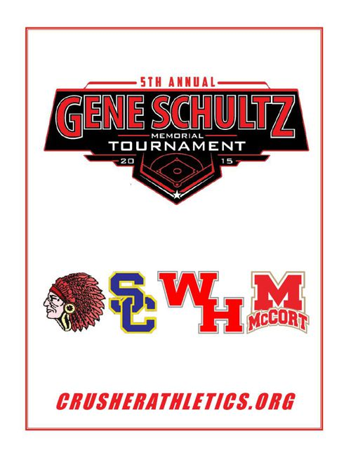 Schultz Tournament 2015 Program