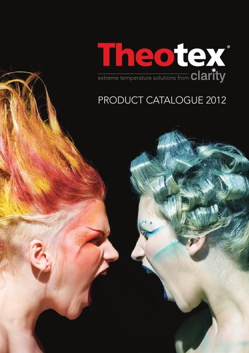 Clarity Theotex Product Catalogue 2012