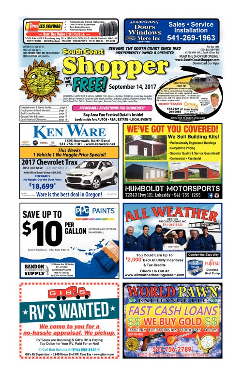 South Coast Shopper e-Edition 9-14-17