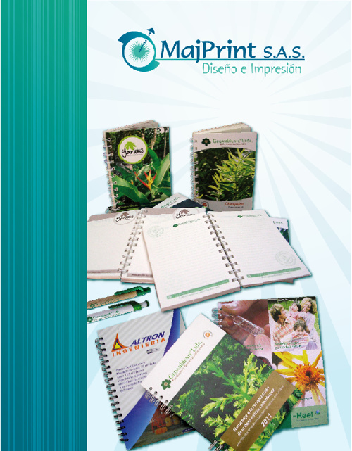 Brochure MajPrint