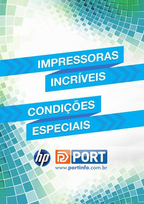 Impressoras HP com as vantagens e facilidades do