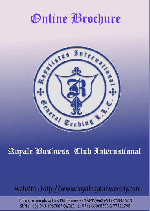 Royale Online Brochure