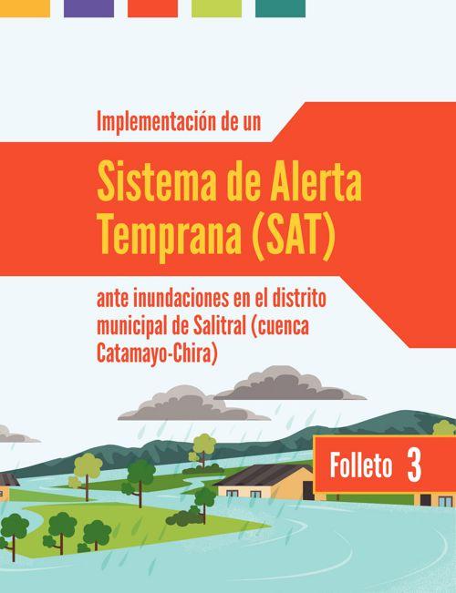 Sistemas de Alerta Temprana dist. municipal de Salitral