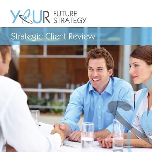 Strategic Client Review Brochure