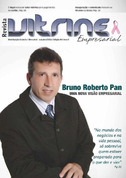 Revista Vitrine Empresarial / Ed. 06 - Ano II