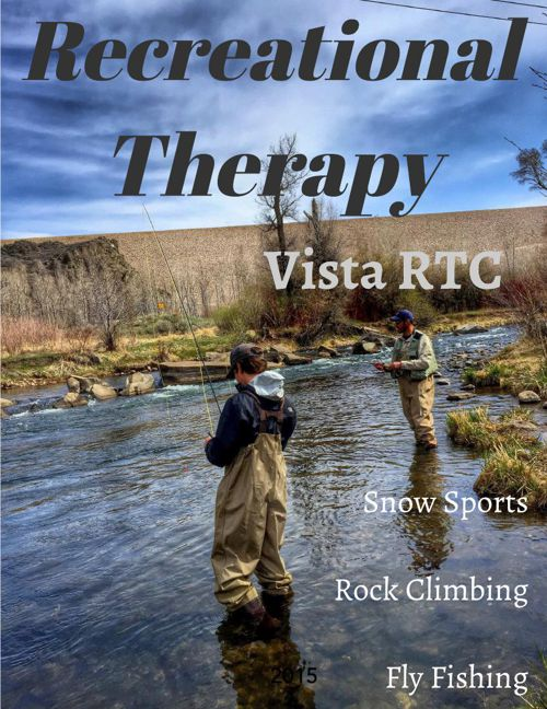 Vista's Recreational Therapy Magazine