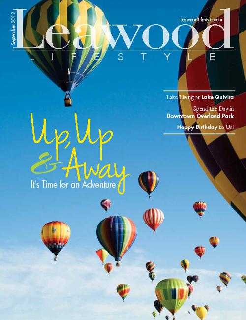 Leawood Lifestyle September 2012