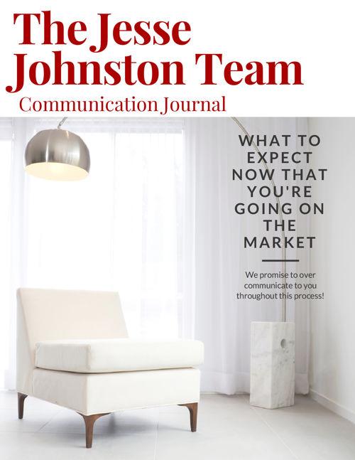The Jesse Johnston Team Communication Journal