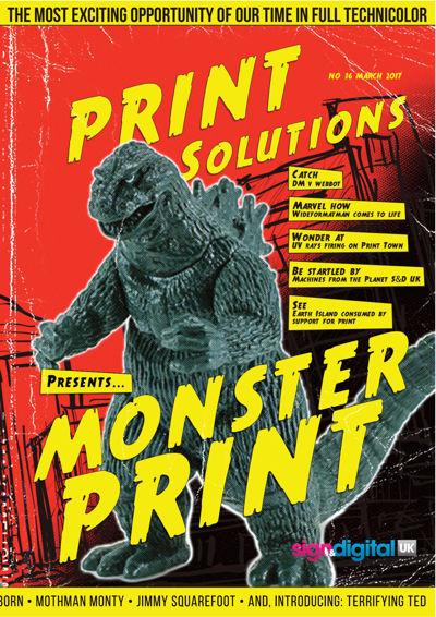 Print Solutions #36 – March 2017