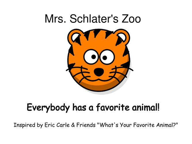 Schalter's Zoo