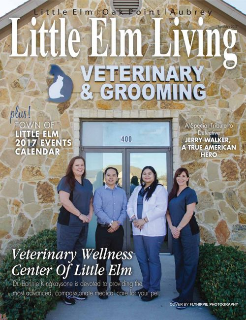 Little Elm Living April May 2017