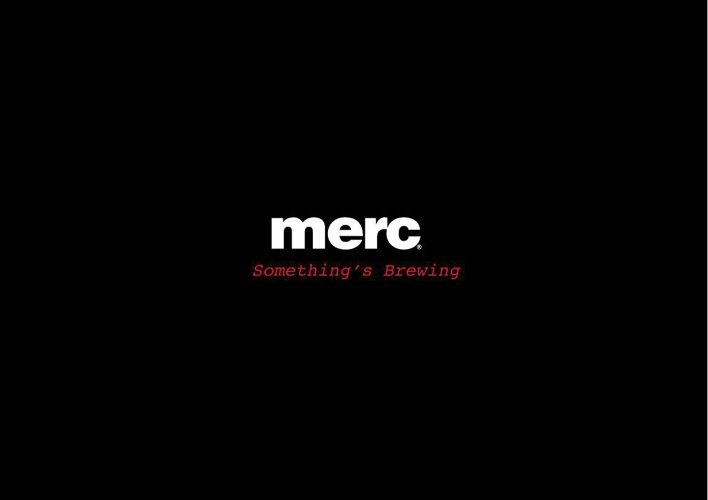 Merc - Somethings's Brewing