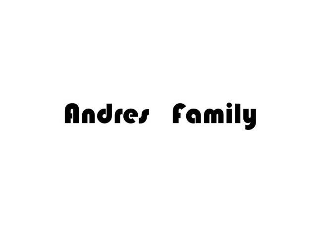 Andres Family