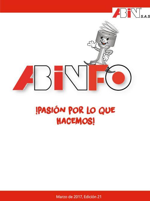 Abinfo No 21-Marzo 2017
