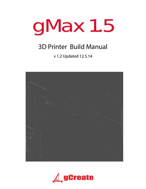 GMax 1.5 - Manual de Montaje