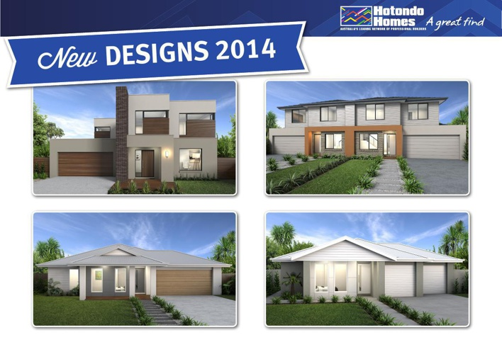New Home Designs 2014