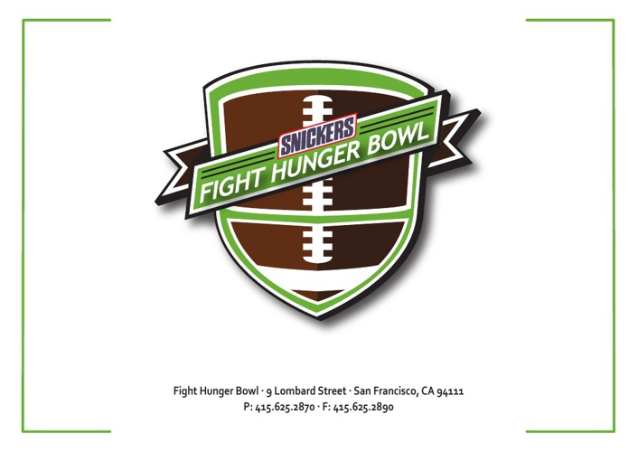 Snickers Fight Hunger Bowl