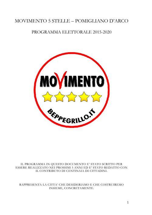 Programma Pomigliano 2015