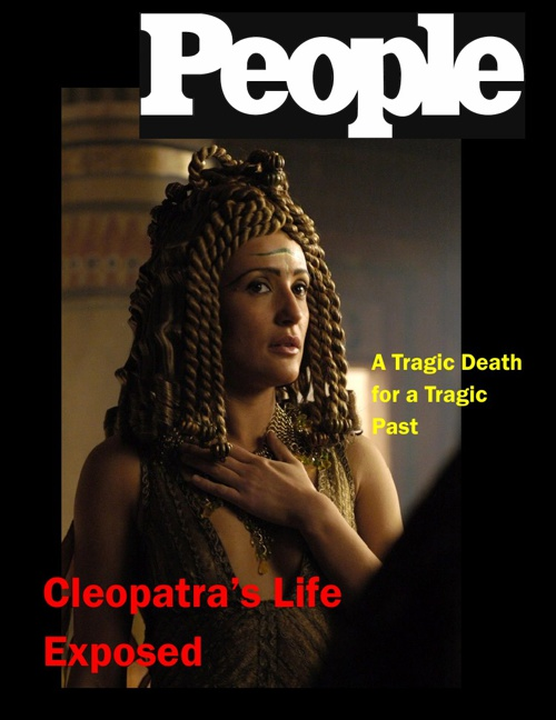 Cleopatra - People Magazine