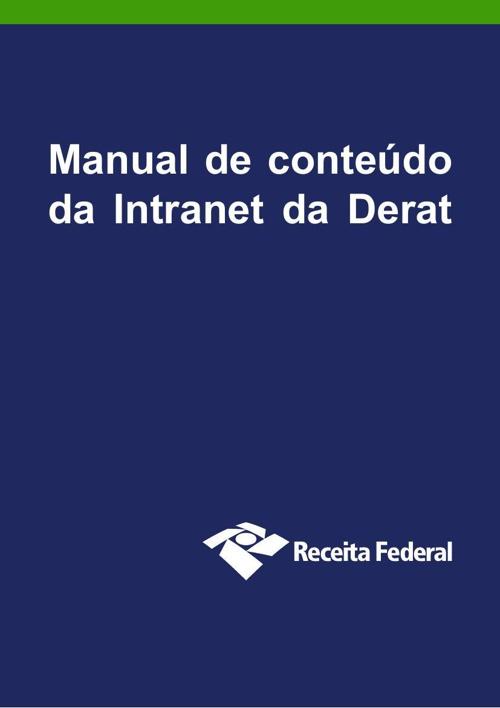 Manual Intranet Derat