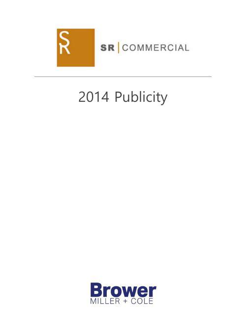 SR 2014 Publicity