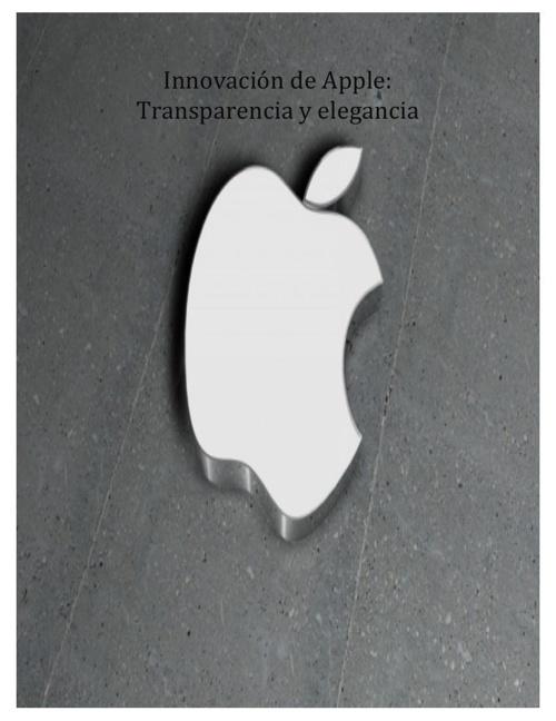 Innovación de Apple 1