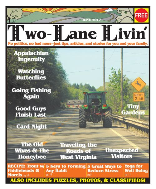 Two-Lane Livin: June 2017