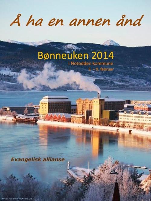 Bønnehefte 2014