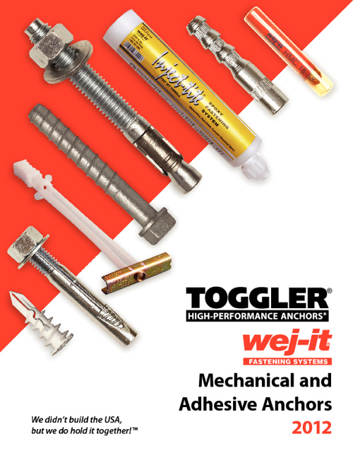 TOGGLER HIGH-PERFORMANCE ANCHORS