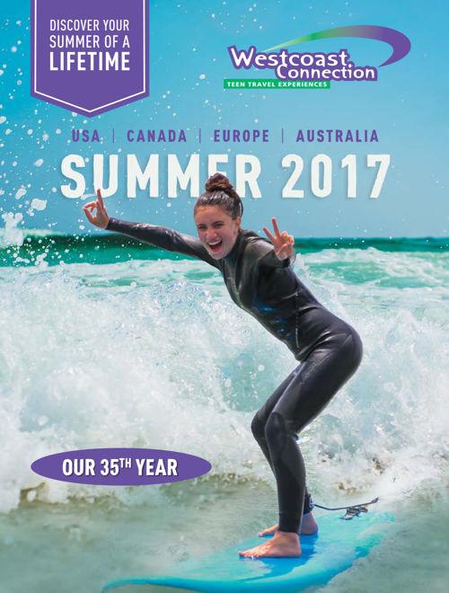 2017 Westcoast Connection Brochure