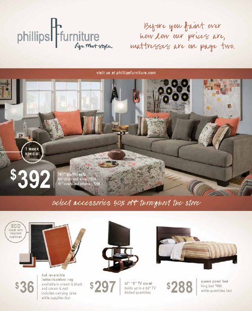 Phillips Furniture Circular 2011 05 01