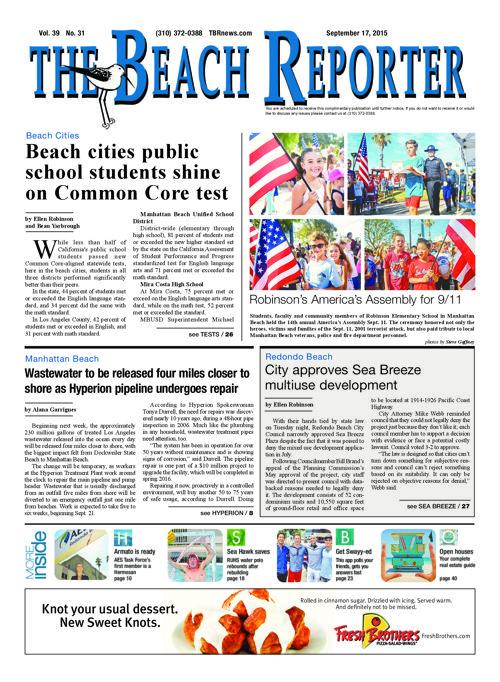The Beach Reporter | 9-17-15