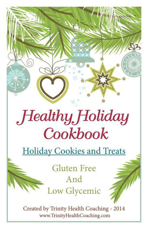 Healthy Holiday Cookbook - Vicki