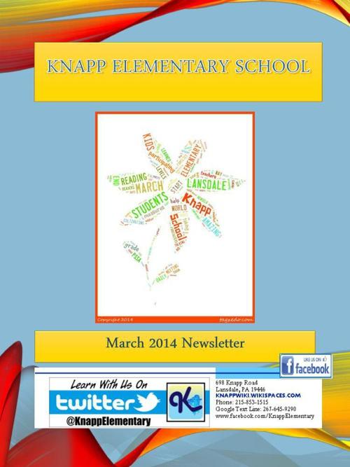 Knapp eNewsletter - March 2014