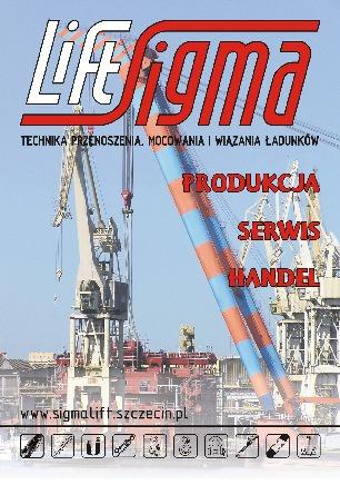 Sigmalift - Katalog 2012