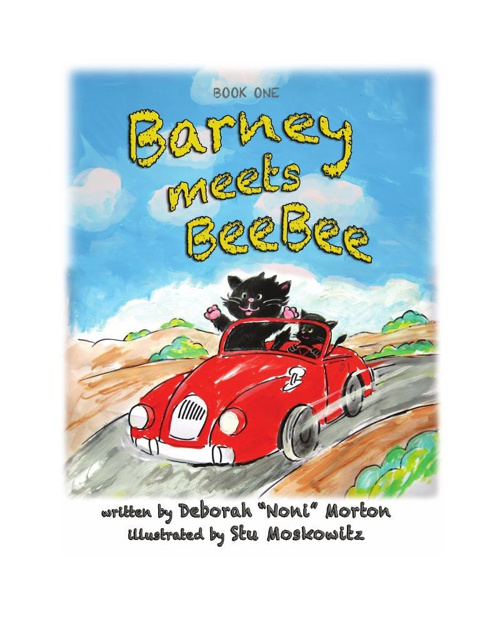 BARNEY MEETS BEEBEE Book One of the Barney Tales Collection