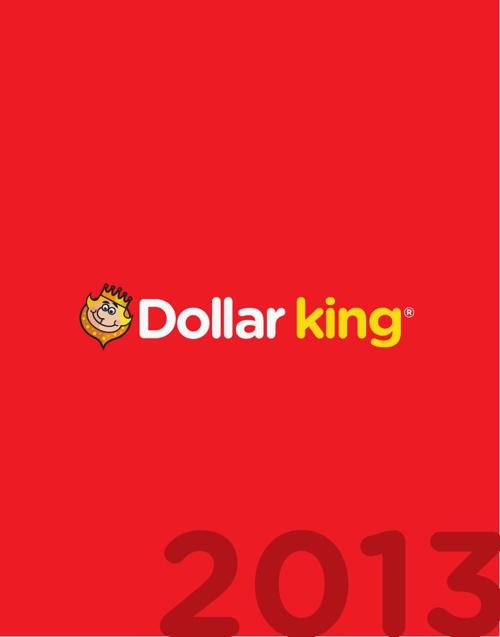 DOLLAR KING 2013