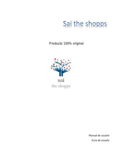 SAI the SHOPPs