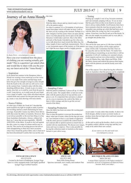 SydneyStandard July Print Edition